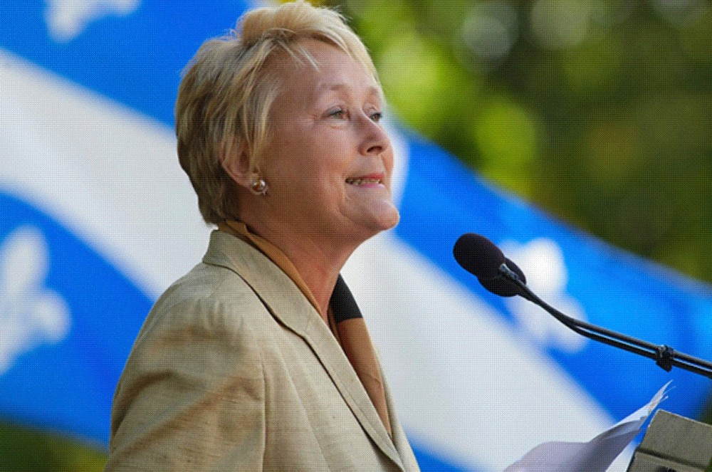 Pauline Marois' two-tier secular vision for Quebec