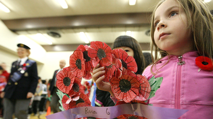 Edmonton students can opt out of Remembrance Day ceremonies: Board
