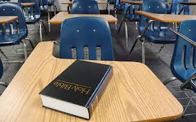 Bible in Classroom